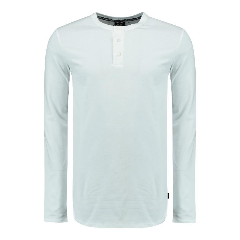 WOLF Classic Longsleeve Shirt (white) - Wolf Clothing Brand