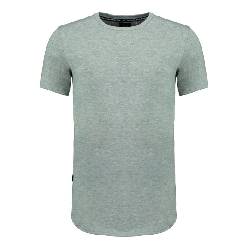WOLF Classic Long T-shirt (grey) - Wolf Clothing Brand