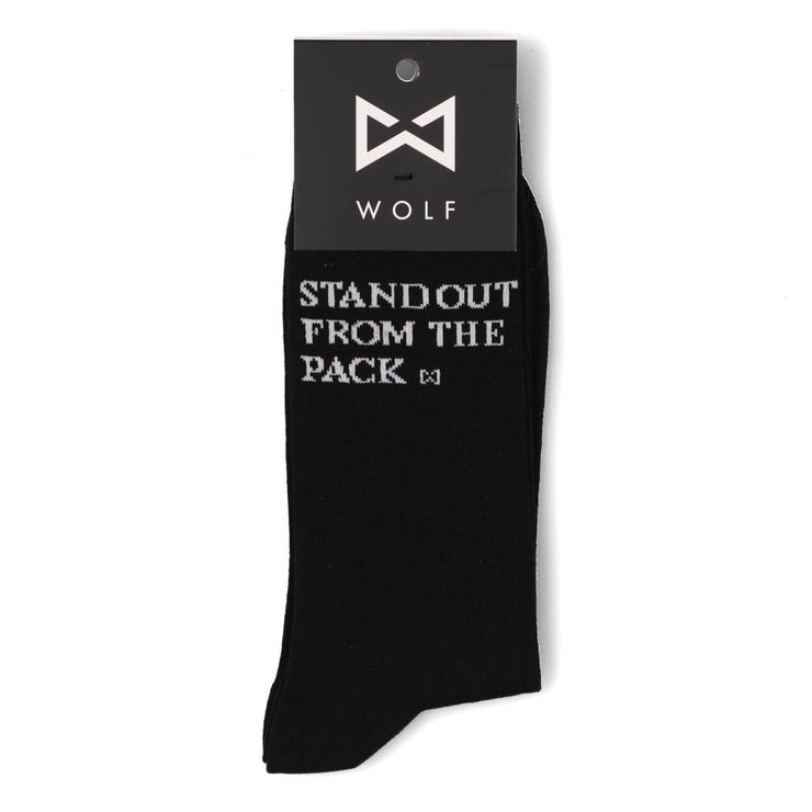 WOLF Socks (2 pair) - Wolf Clothing Brand