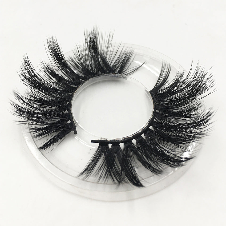 Cardea 5D Mink 25mm Long Lashes (CXP001)