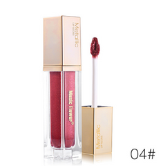 MUSIC FLOWER® Metallic Liquid Lip Gloss 4