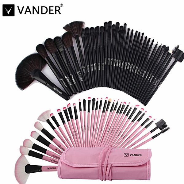 VANDER 32-PCS Professional Makeup Brush Set