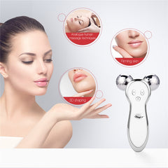 3D V-Shape Face Electric Massager