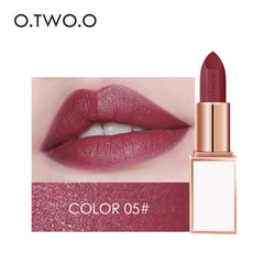 O.TWO.O® 24 Ultra Rich Colors Lipstick - royalchoice-lashes.myshopify.com
