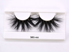 3D Extra-Long Mink Lashes - 13 Models to Choose from