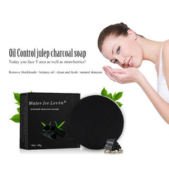 Water Ice Levin® Bamboo Charcoal Whitening Soap - royalchoice-lashes.myshopify.com