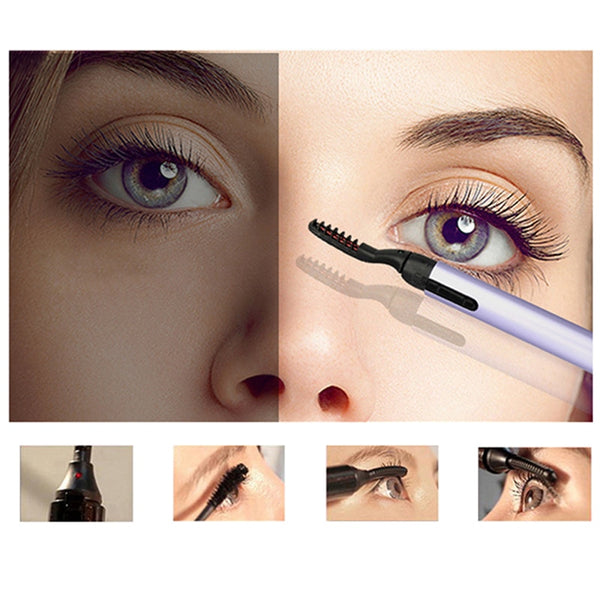Electric Heated Eyelash Curler Pen - royalchoice-lashes.myshopify.com