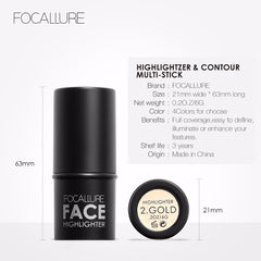 FOCALLURE™ Waterproof Highlighter Stick