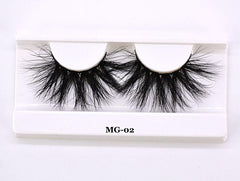 3D Mink Extra-Length Dramatic Eyelashes