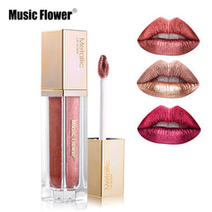 MUSIC FLOWER® Metallic Liquid Lip Gloss