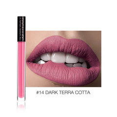 FOCALLURE™ 14 Matte Creamy Liquid Lipsticks 14