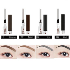 SEXYYSECRET Eyebrow Makeup Tint Pen application