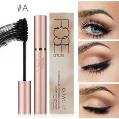 O.TWO.O Waterproof Curling Mascara model A