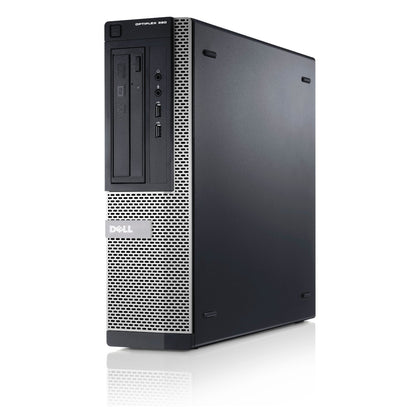 Dell OptiPlex 390 SFF 2nd Gen Quad Core i5-2400 front