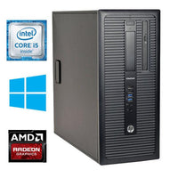 Dell 800 G1 Tower AMD HD 5450