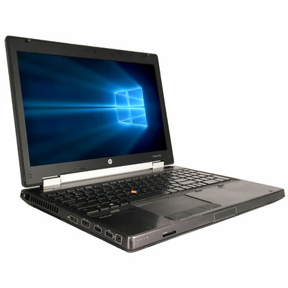 HP EliteBook 8570w Workstation front
