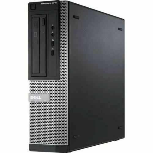 Dell OptiPlex 3010 SFF 3rd Gen Quad Core i5-3470