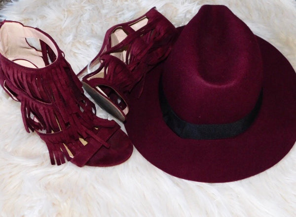 The Felicia Floppy Hat