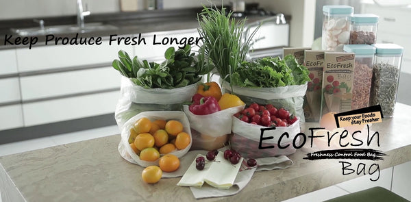 EcoFresh Veggies and Fruits Saver Bag - ACHub