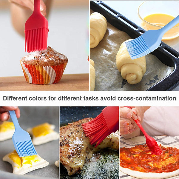 Silicone Basting Brush Multifunction - altCooking Hub