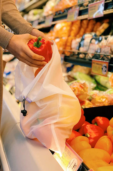 Reusable Produce Bags Use Case - ACHub