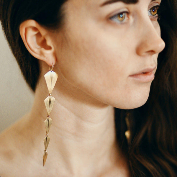 Deco Duster Earrings