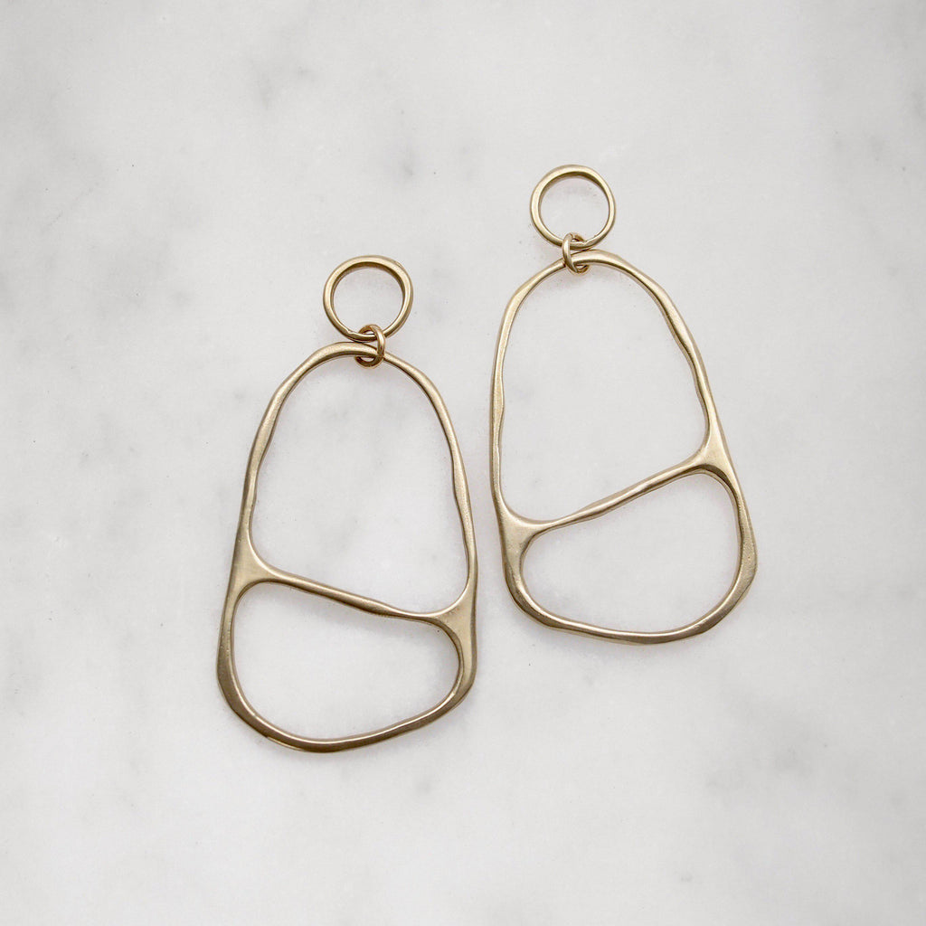 Osso Drop Earring