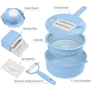 Clever Cutter : SLICER, GRATER AND CHOPPER