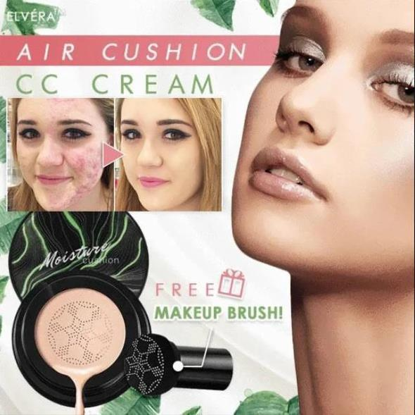 Mushroom Head Air Cushion CC Cream (🎁 BUY 1 GET 1 FREE)