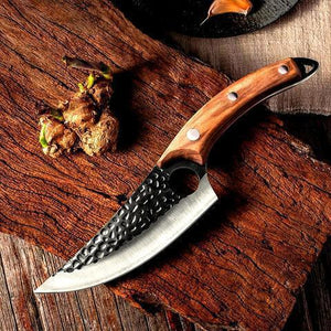 Fannke™️ Viking Forged Knife