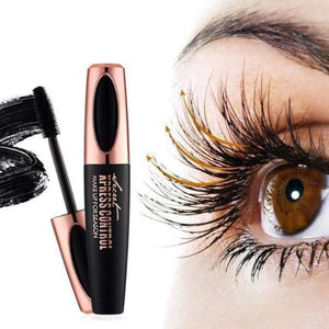 Waterproof 4D Fiber Lash Mascara (🎁 BUY 1 GET 2 FREE)
