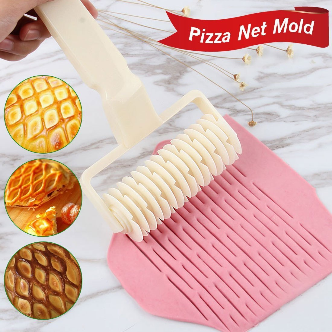 Pastry Lattice Roller Cutter( Limited Time Offer)