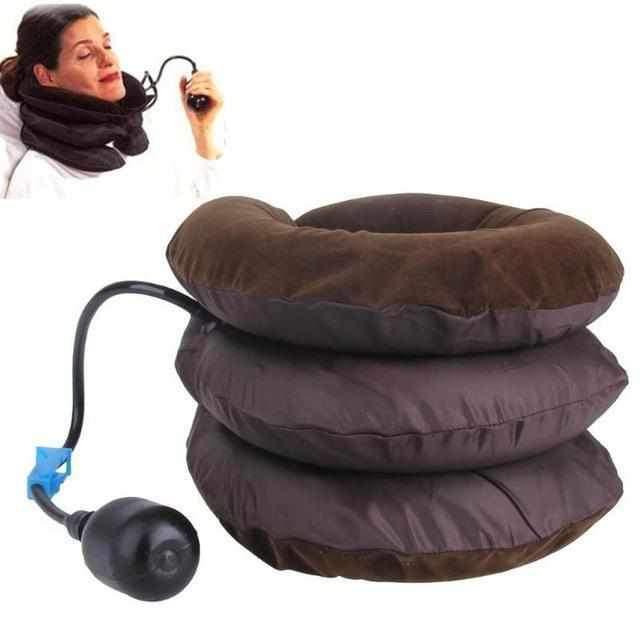 Travel Airplane Inflatable Air Neck Pillows-[variant_title]-CulGadgets