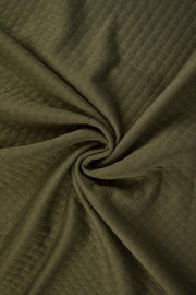G&M Viscose jersey DIAMANT QUILTET JERSEY TAUPE