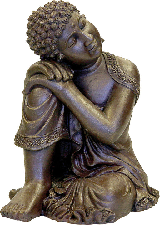 Blue Ribbon Pet Products - Exotic Environments Resting Buddha Statue - J. Rose Global