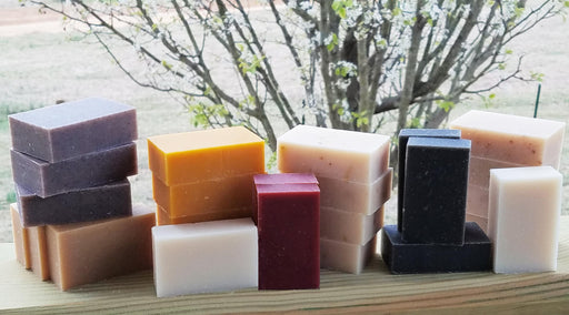 Green Thumb Men's Handmade Soap - Organic - J. Rose Global