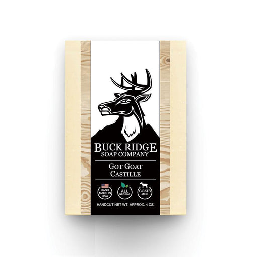 Got Goat Castille Men's Handmade Soap - J. Rose Global