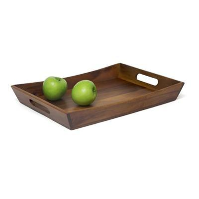 Acacia Curved Serving Tray - J. Rose Global