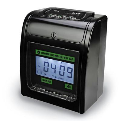 Royal TC100 Plus Time Clock - J. Rose Global
