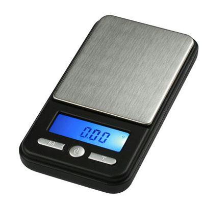 Compact Digital Pocket Scale - J. Rose Global