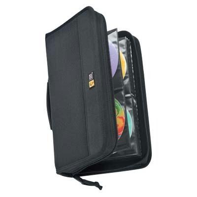 CD Wallet  64 Disc Capacit - J. Rose Global