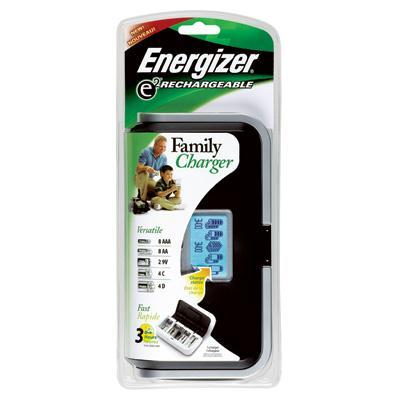 Energizer Family Charger - J. Rose Global
