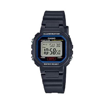 Ladies Color Digital Watch Blk - J. Rose Global