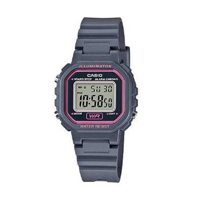 Ladies Color Digital Watch Gry - J. Rose Global
