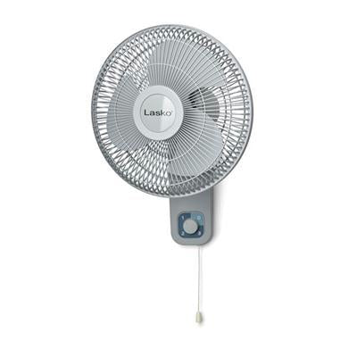 "12"" Oscillating Wall Mount Fan - J. Rose Global"