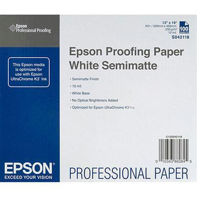 Epson Proofing Paper SmiMat Wh - J. Rose Global