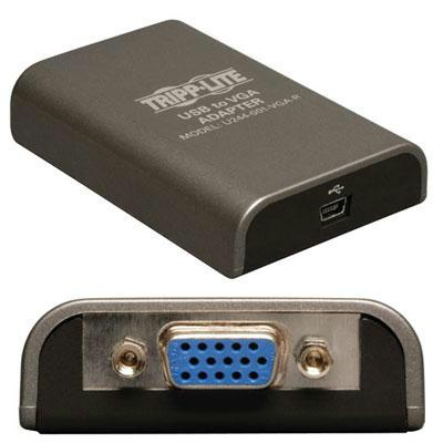 USB 2.0 to VGA Adapter - J. Rose Global