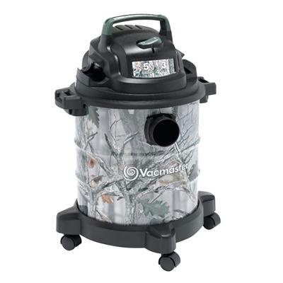 VM Wet Dry Vac Camo 5Gal 3HP - J. Rose Global