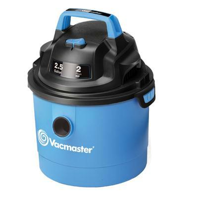 VM Wet Dry Vacuum 2.5Gal 2HP - J. Rose Global