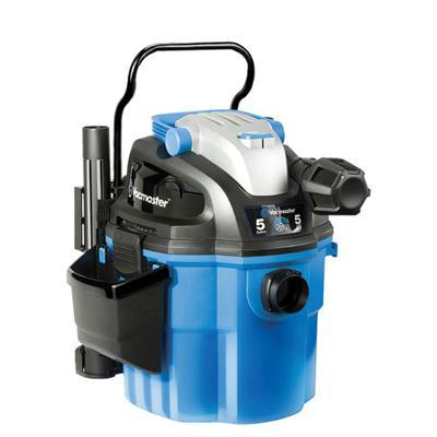 VM Wet Dry Vac w-Remote 5Gal - J. Rose Global